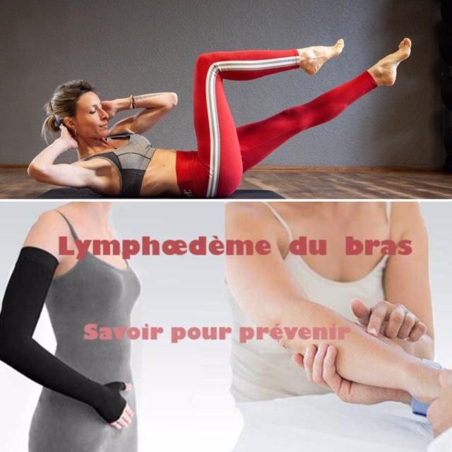 Lymphoedeme et activité sportive.
