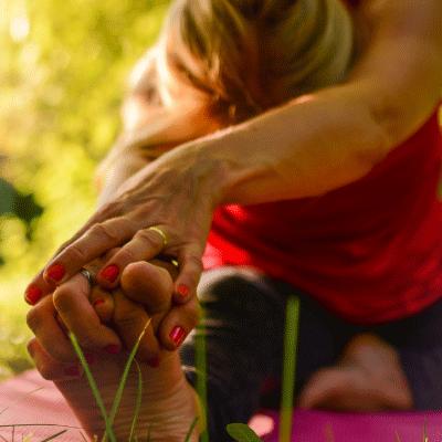 Méthodes de Stretching et étirements en coaching à domicile - Forme Service Grenoble